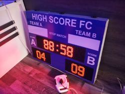 Scoreboard LED Display