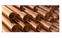 Copper Nickel 90 10 Pipes