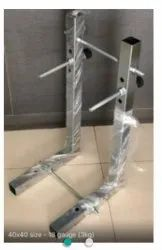 MS Pipe Adjustable Chair Brackets