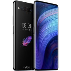 Slim Black Nubia Z20 Dual Screen Phone