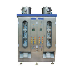 High Speed Double Head Butter Milk Packing Machines