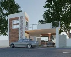 Concrete Frame Structures Residential Construction Service, Nanded zilla