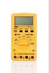 Meco 3-3/4 Digit Auto/Manual 3999 APO,Capacitance,Freq,Temp Digital Multimeter