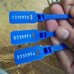 Croc Seals One Time Lock Seals for Plastic Tags