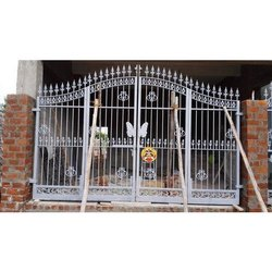 Arch Type Grill Gate