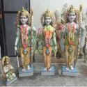 Lord Ram Darbar Statue