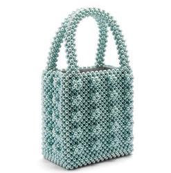 Handmade Heavy Beaded Bags Fashionable 70s Bags