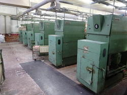 Riter G5/1 Ring Frame Machines