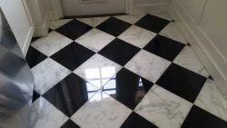 Multicolor Marble Flooring Service