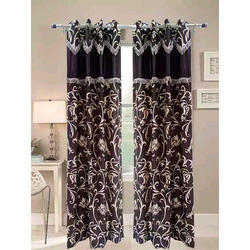 Fancy Door Curtain