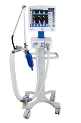 Magnamed Fleximag ICU Ventilator