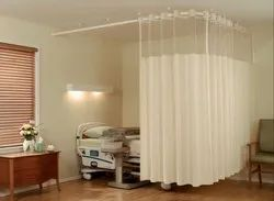 Hospital Cubicle Track & Curtains