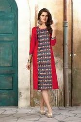 Ledies Stylist Wear Kurti