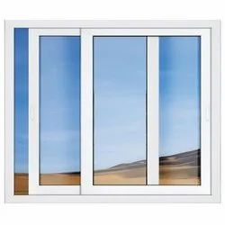 Stylish UPVC Sliding Windows