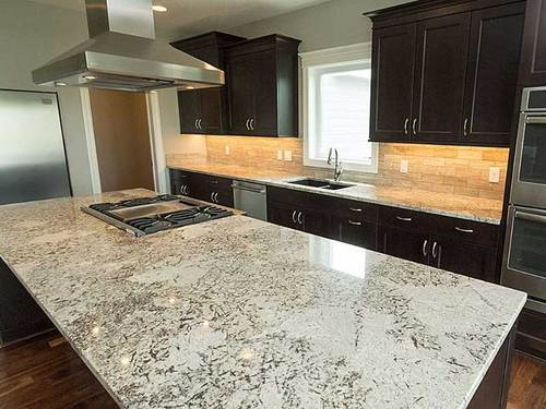 Alaska White Granite Countertop 10 15 Mm Rs 160 Square