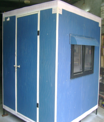 FRP Watch Tower  Cabin