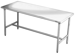 Stainless Steel SS Table