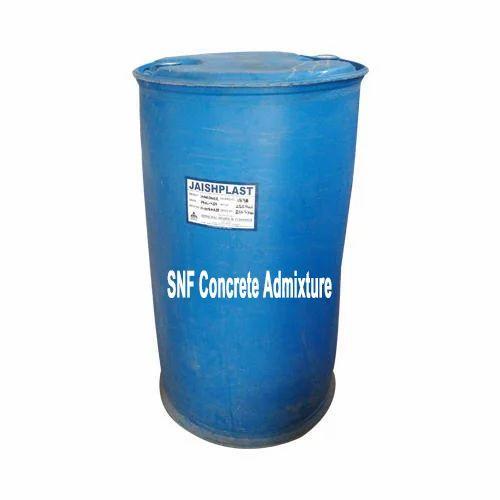 Snf Concrete Admixture