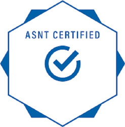 ASNT Training Certificate