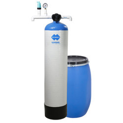 6000 LPH Automatic Water Softener