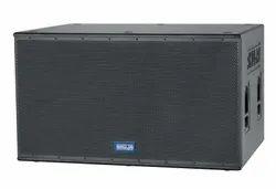 Swx-2100 Pa Cabinet Loudspeakers Subwoofer