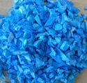 100% HDPE Blue Drum Plastic Scraps/HDPE Blue Drum Scrap