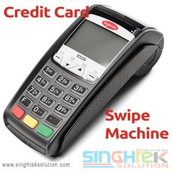 Ingenico Credit Card Swipe Machine, Model Number: 202 I