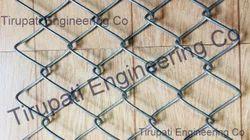 TEC Chain Link Mesh Fabric