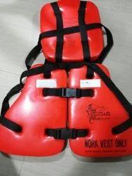 Work Vest Pfd