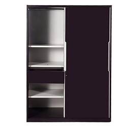 Godrej Slide N Store Wardrobe, Height: 193.2 cm