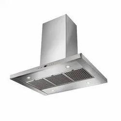 Filterless Aluminum Hindware Kitchen Chimney