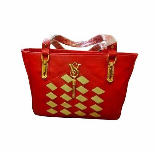 6135d53af068 Rexin Ladies Fancy Bags
