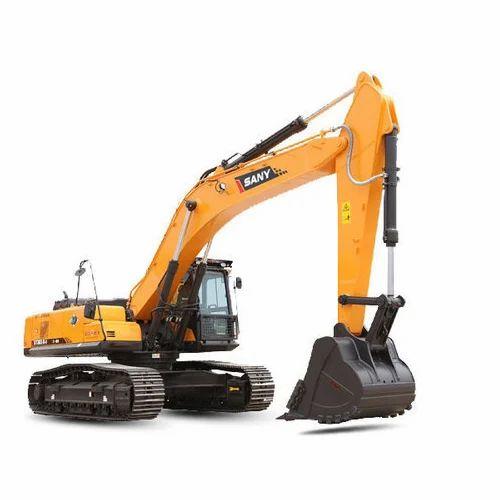 Used Sany Hydraulic Excavator
