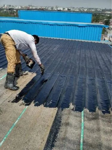 Bituminous Terrace Waterproofing Service