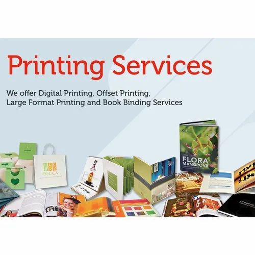 Photo Printing Advertising Printing Service in India