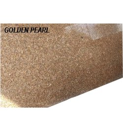 Golden Pearl Granite Slab