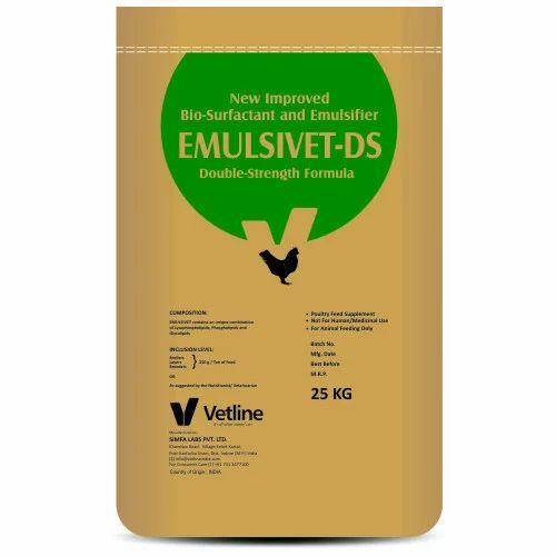 Emulsivet DS (Biosurfactant and Emulsifier - Double Strength
