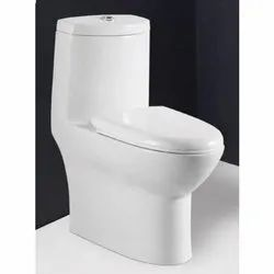 Closed Front White Hindware Water Closet