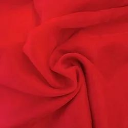 Organic Cotton Voile Dyed Fabric