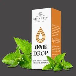One Drop, Packaging Size: 10ml, Shathayu Ayurveda