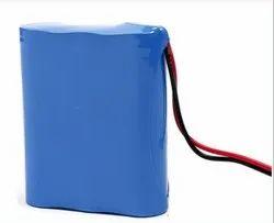 3.7V 6600 mAh Lithium Ion Battery