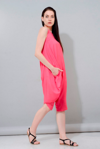 popular stores special price for shop for best Balloon Pink Jumpsuit