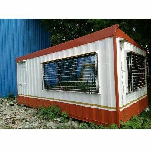 Steel Prefabricated Portable Cabin