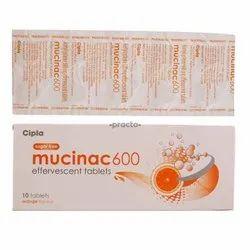 Mucinac 600 Mg Tab