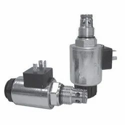 2/2 Directional Valve, Solenoid Operated, Poppet-Type, Piloted