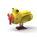 Jet Spring Rider (MPS 710)