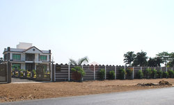Rcc Security Compound Wall