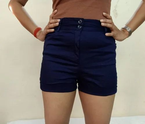 Girls Shorts Cotton
