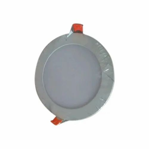 12 W Cool White Round LED Panel Light