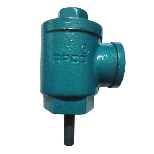 Cast Iron Air And Water CI Angle Check Valve, Size: 1 Inch, Packaging Type: Carton Box